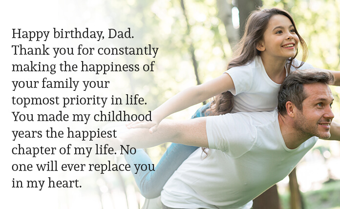 happy birthday dad images with quotes