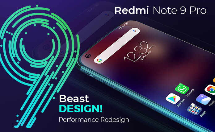 Redmi Note 9 Pro Full List of Features