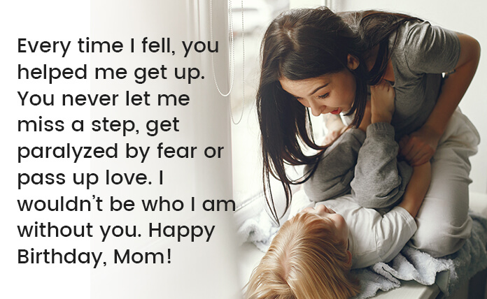happy birthday mom wishes massages