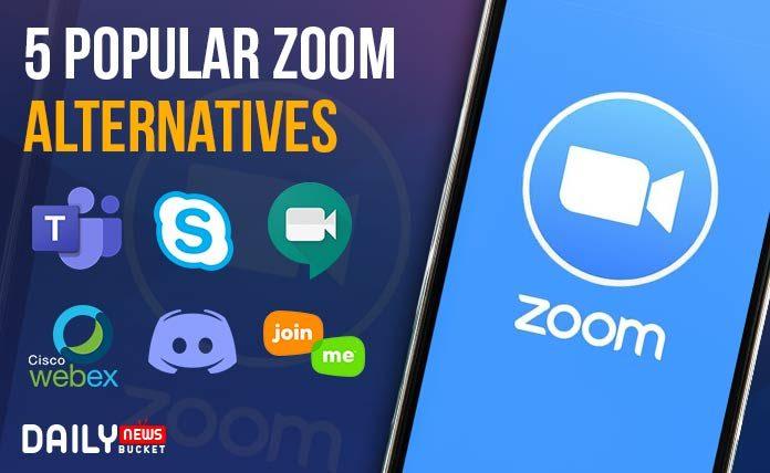 Best zoom app alternatives for everyone