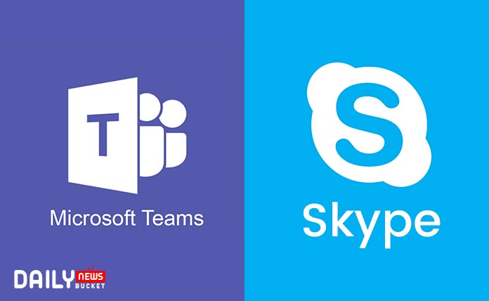 skype and teams