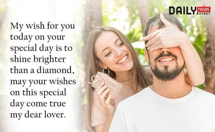 Happy Birthday Quotes to My Boyfriend