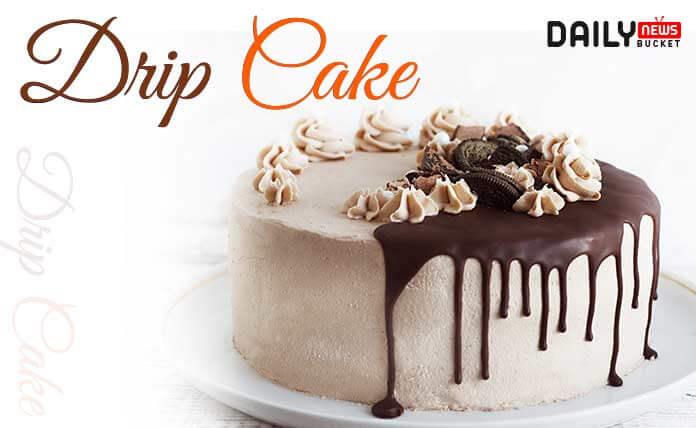 dripping cake recipe