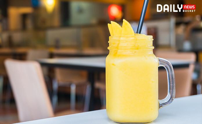 Mango smoothies recipe