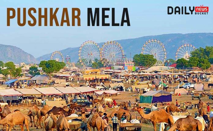 Pushkar Mela Images 2020