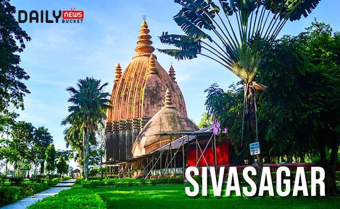 Visit to Sivasagar
