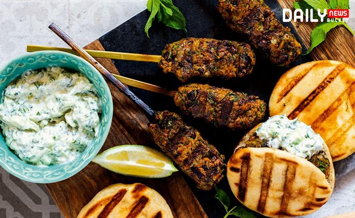 Host Your Own Vegetarian South African Inspired Braai This Weekend