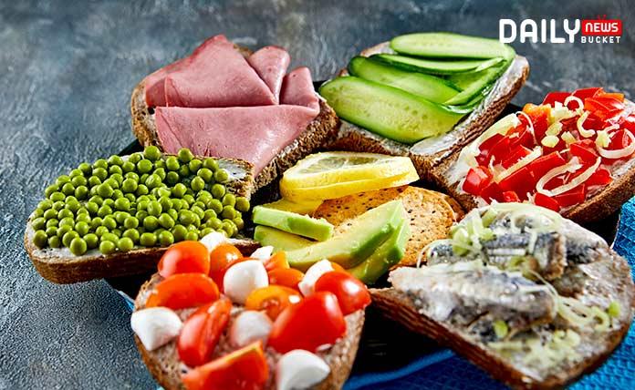 Open Sandwich - Europeans recipes