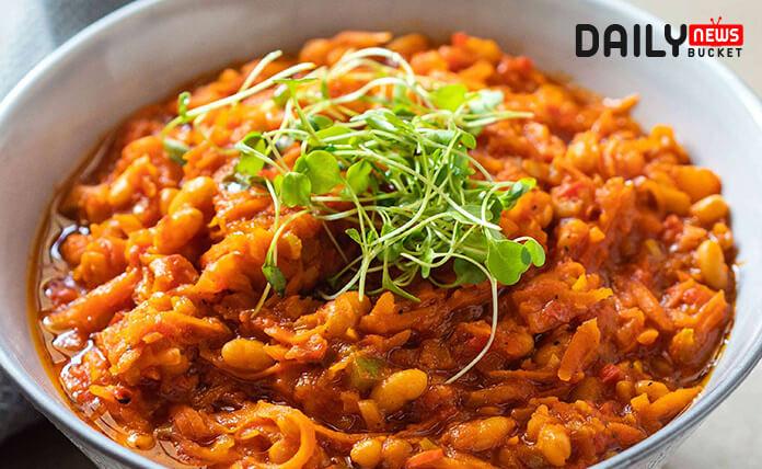 Chakalaka (Cha-kha-lakha) Recipe