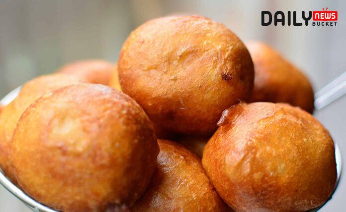 West African Puff Puff  Breakfast Recipe
