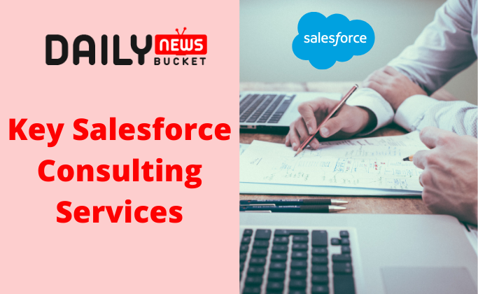 Key Salesforce Consulting Services