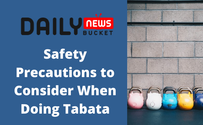 Safety Precautions for Tabata