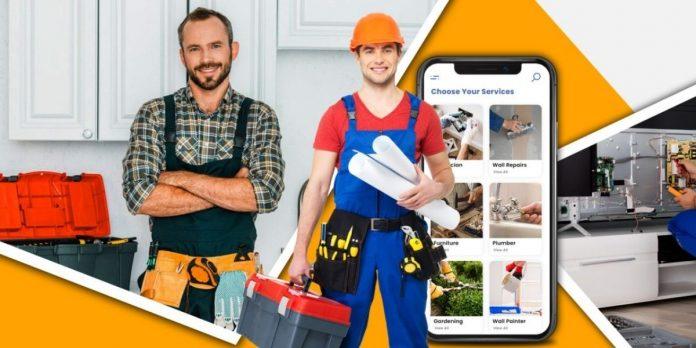 Launch On Demand Handyman Services App
