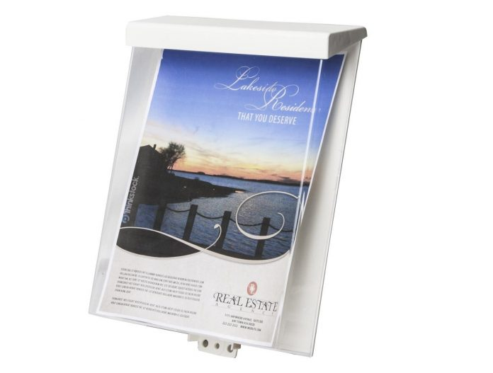 Outdoor Brochure Holders for Offices
